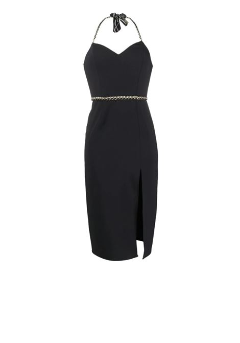 Sleeveless pencil dress ELISABETTA FRANCHI | Dresses | AB18101E2110