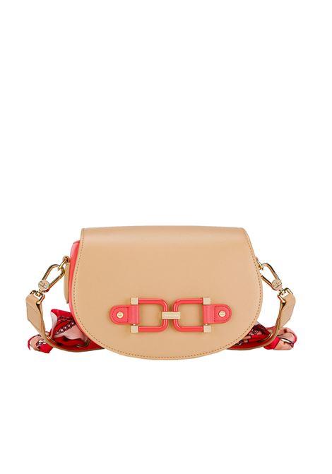 Borsa piccola con tracolla foulard ELISABETTA FRANCHI | Borse | BS07A02E2X51