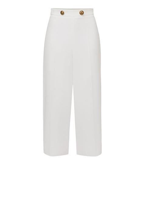 Wide leg trousers ELISABETTA FRANCHI | Trousers | PA05401E2360