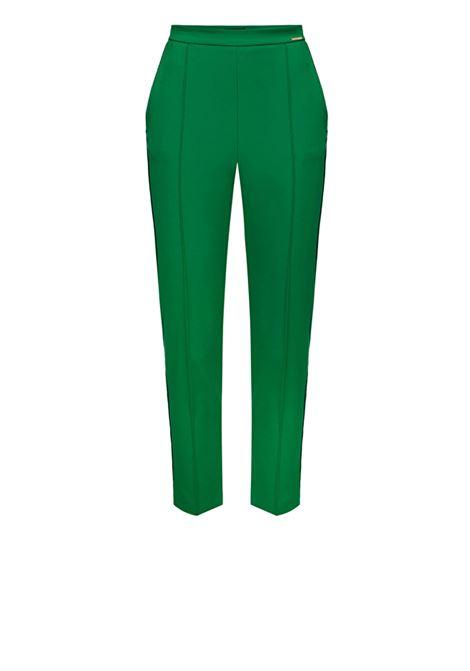 Cigarette trousers ELISABETTA FRANCHI | Trousers | PA06401E2124
