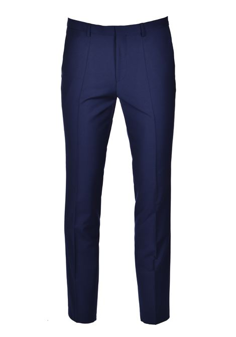 hesten Classic suit trousers - dark blue HUGO | Trousers | 50420458405