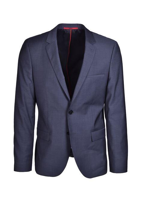 Arti193 tailored jacket extra slim fit - grey HUGO | Blazers | 50422748020
