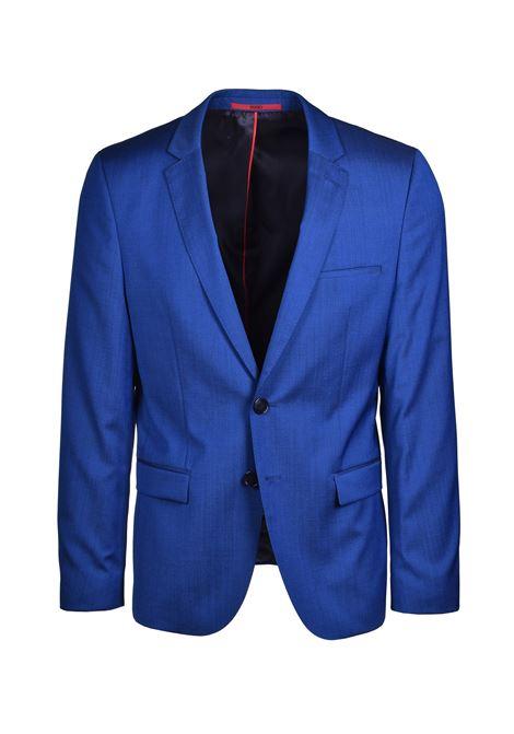 Arti193 tailored jacket extra slim fit - navy HUGO | Blazers | 50422748410