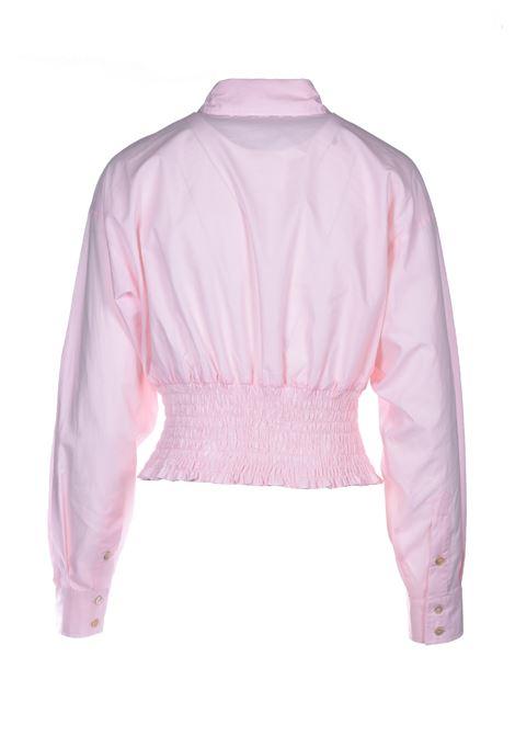 Camicia elasticata al fondo - frappè JUCCA | Camicie | J3112002311