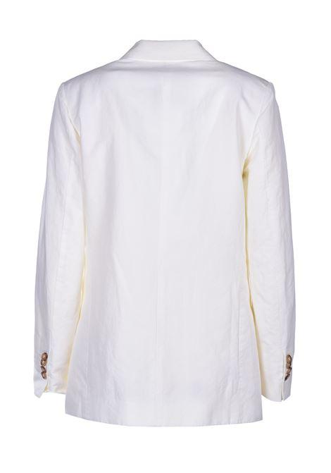 blazer con tasche applicate panna JUCCA | Giacche | J3113013045