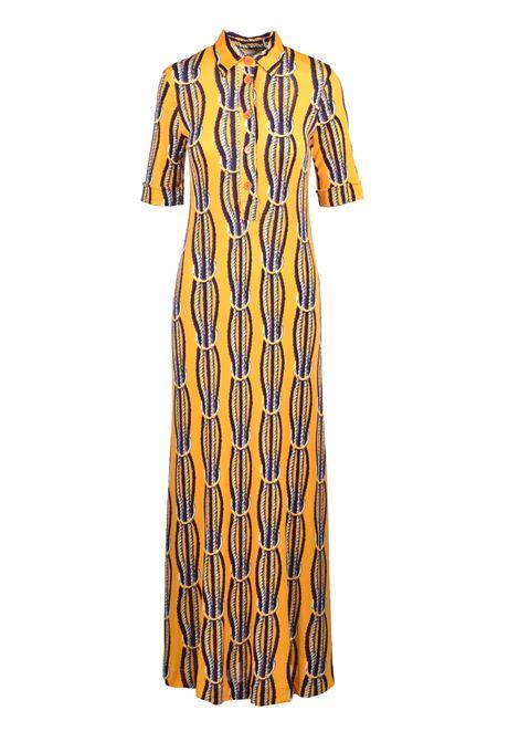 Long jersey chemisier - fanta JUCCA | Dresses | J31170411637