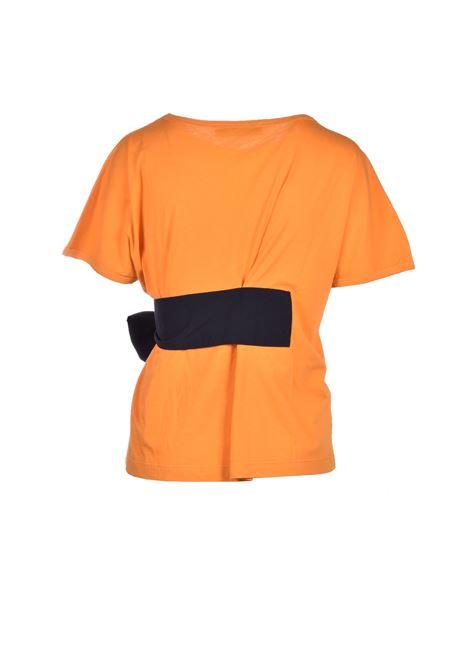 T-shirt con fiocco nero - fanta JUCCA | Top & T-shirt | J31180101637