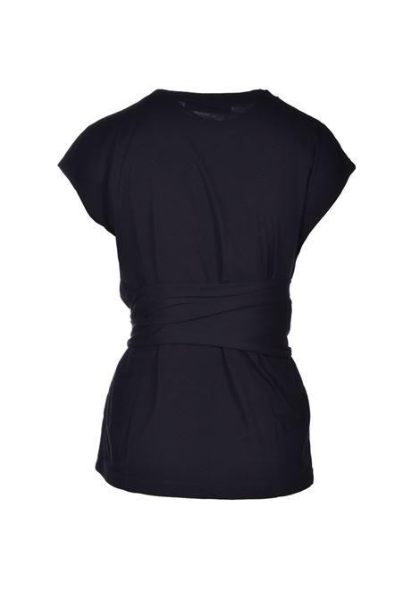 t-shirt con cintura - nera JUCCA | Top & T-shirt | J3118013003