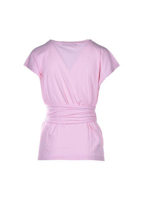 t-shirt con cintura - rosa JUCCA | Top & T-shirt | J3118013311