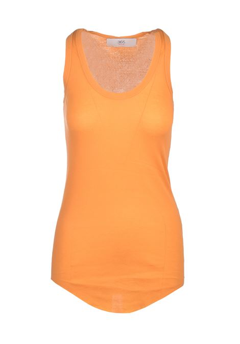 Rowing tank top - fanta