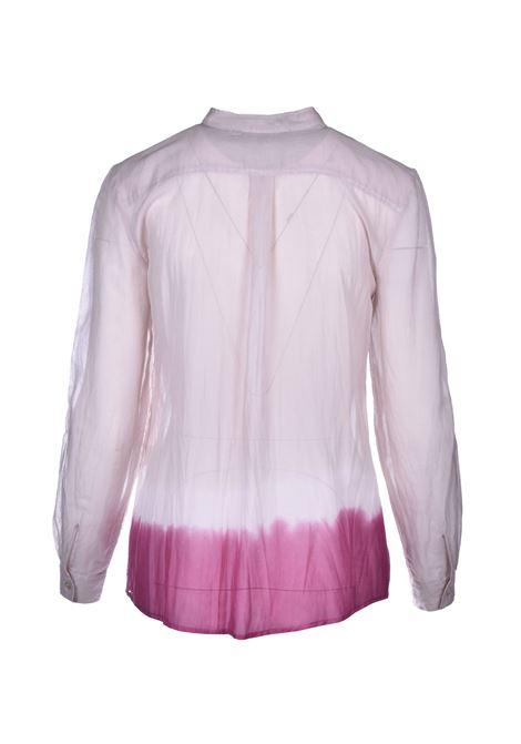 camicia sfumata in mussola - rosa JUCCA | Camicie | J3122012837