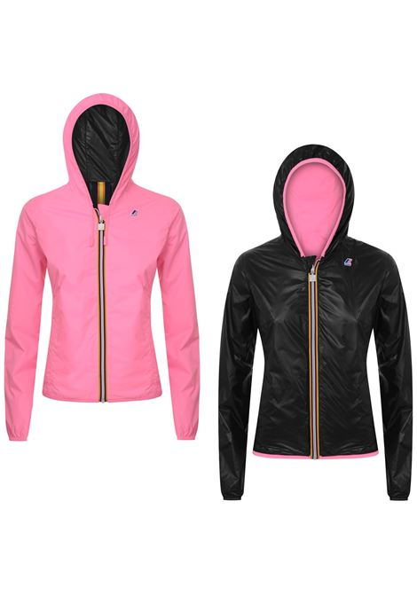 lily plus double fluo K-WAY | Jackets | K002EJ0A02