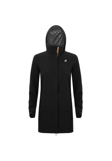 sophie stretch dot - black K-WAY   Jackets   K00B940K02