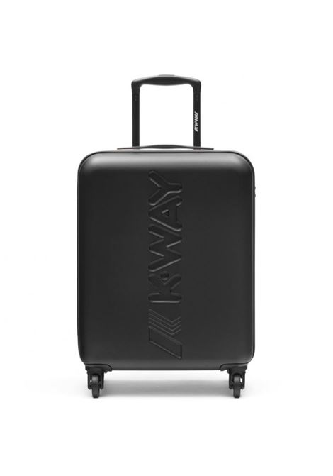 k-air cabin trolley - nero K-WAY | Trolley | K111JMW903