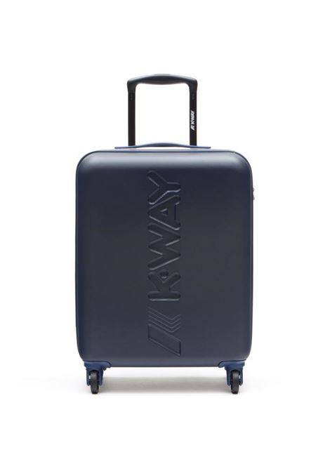 k-air cabin trolley - navy K-WAY |  | K111JMW904
