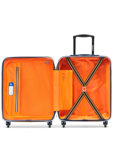 k-air cabin trolley - navy K-WAY | Trolley | K111JMW904