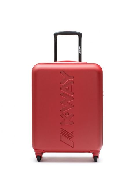 k-air cabin trolley - Red K-WAY |  | K111JMW905