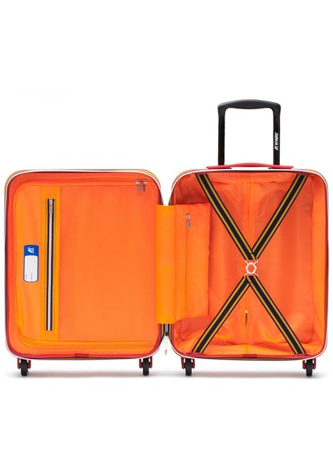 k-air cabin trolley - rosso K-WAY | Trolley | K111JMW905