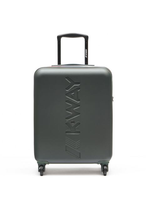 k-air cabin trolley - Army K-WAY | Trolley | K111JMW906