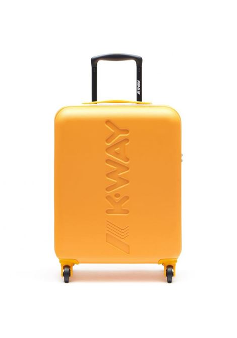 k-air cabin trolley - yellow K-WAY |  | K111JMW921
