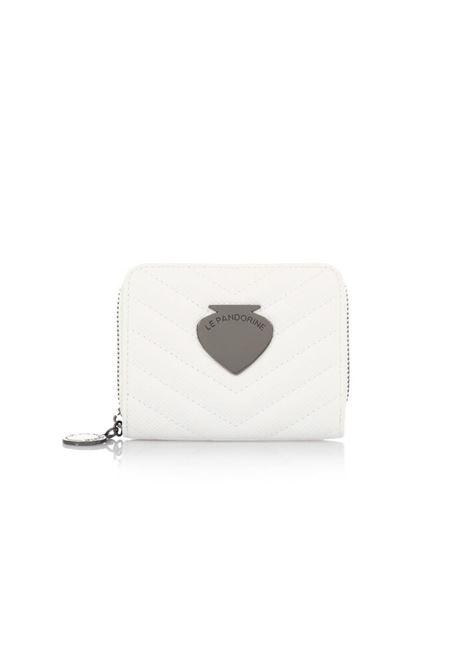 vicky wallet canvas - white  LE PANDORINE | Wallets | DAM0249201