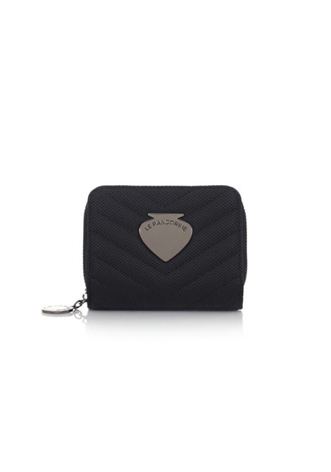 vicky wallet canvas - black LE PANDORINE | Wallets | DAM0249205