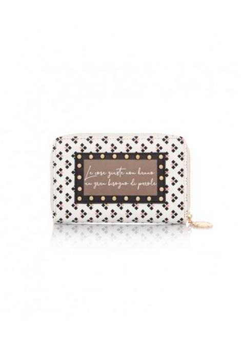 marrakech wallet - white LE PANDORINE | Wallets | DBF0251102