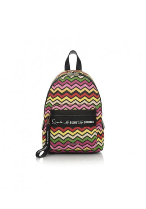 backpack straw - fuxia LE PANDORINE | Zaini | DBU0252604