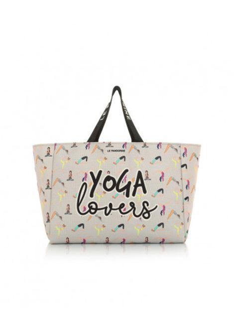 capri yoga grey LE PANDORINE | Bags | DCS0255009
