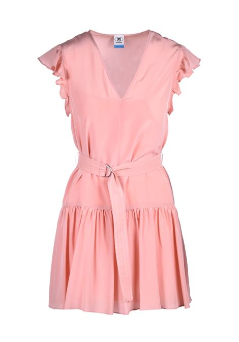 Mini silk dress - pink M MISSONI | Dresses | 2DG00262/2W001061431