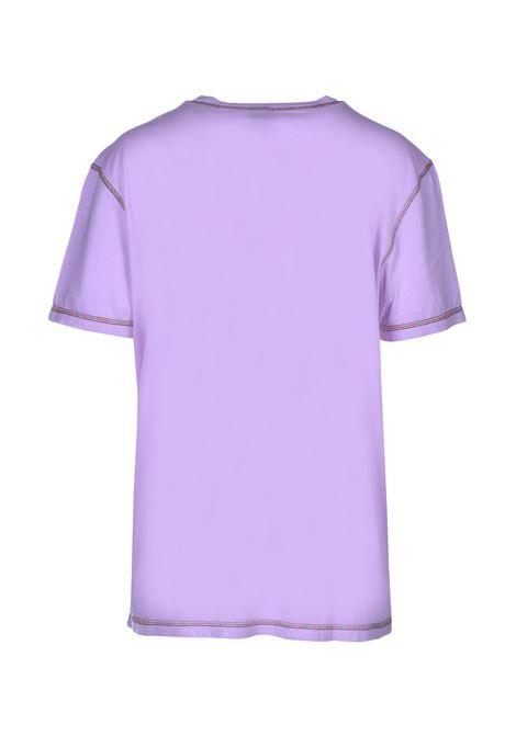 short sleeve t-shirt - lilac M MISSONI |  | 2DL000222J000Z53620