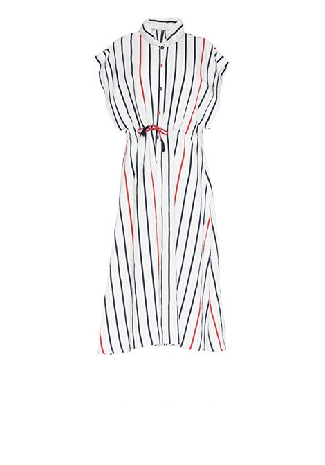 Striped shirt dress MANILA GRACE |  | A060VIMD829