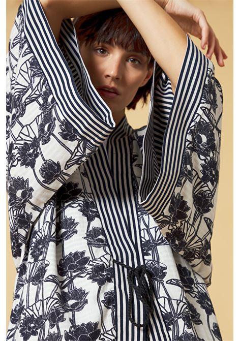 Camicia kimono stampato MANILA GRACE | Camicie | C085CSMD888