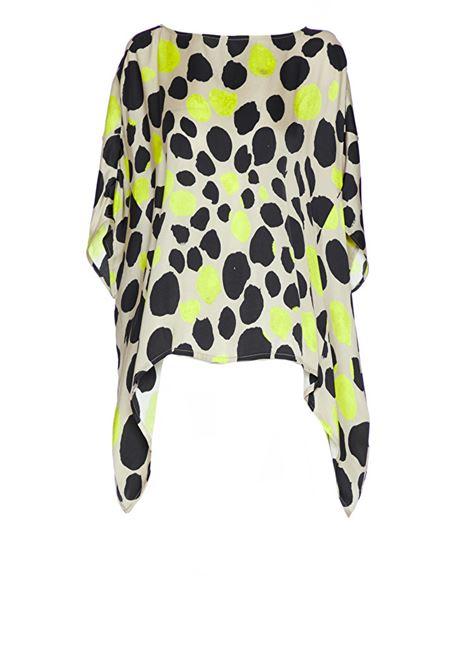 Blusa stampata MANILA GRACE | Bluse | C181VSMD838