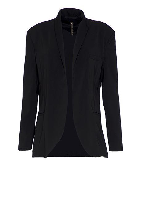 blazer over - nero MANILA GRACE | Giacche | G214PUMD500