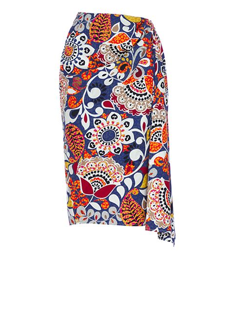 Printed skirt MANILA GRACE | Skirts | N463CSMD876