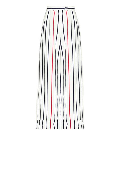Wide striped trousers MANILA GRACE | Trousers | P062VIMD829