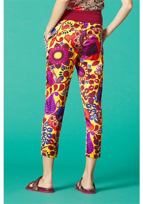 Printed pants MANILA GRACE | Trousers | P572VFMD873