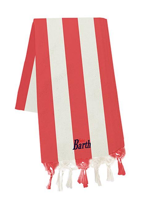 light cotton beach towel - red MC2 SAINT BARTH |  | FOUTAS LIGHTVBG041