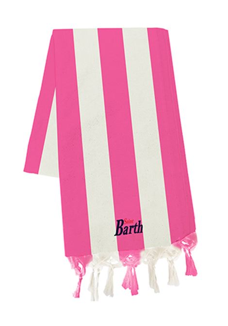 light cotton beach towel - pink MC2 SAINT BARTH |  | FOUTAS LIGHTVBGL02
