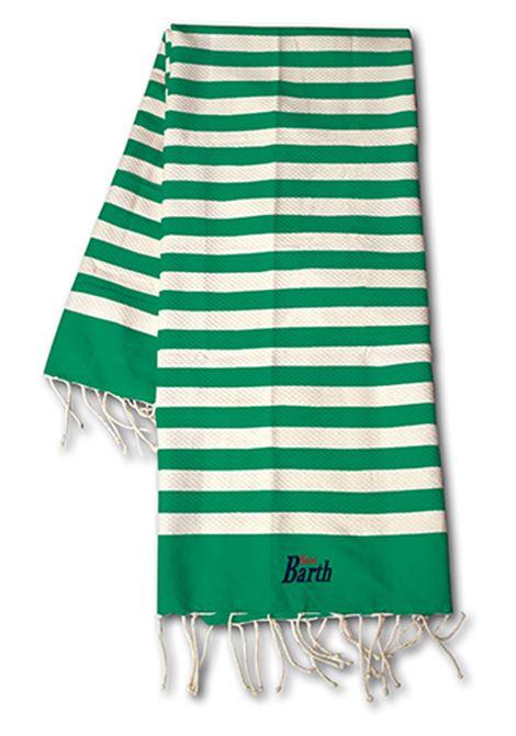 light cotton beach towel - green MC2 SAINT BARTH |  | FOUTASLIG57