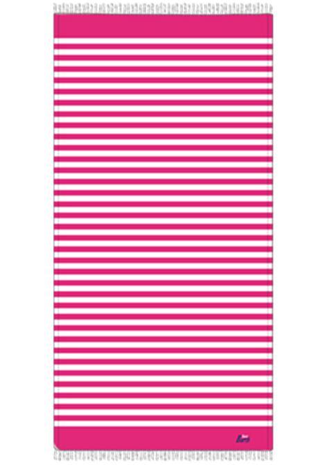 light cotton beach towel - pink MC2 SAINT BARTH |  | FOUTASLIT77