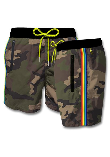 costume mare tessuto leggero - Camoufflage MC2 SAINT BARTH | Costumi | LIGHTING SUBMARINECMRN52