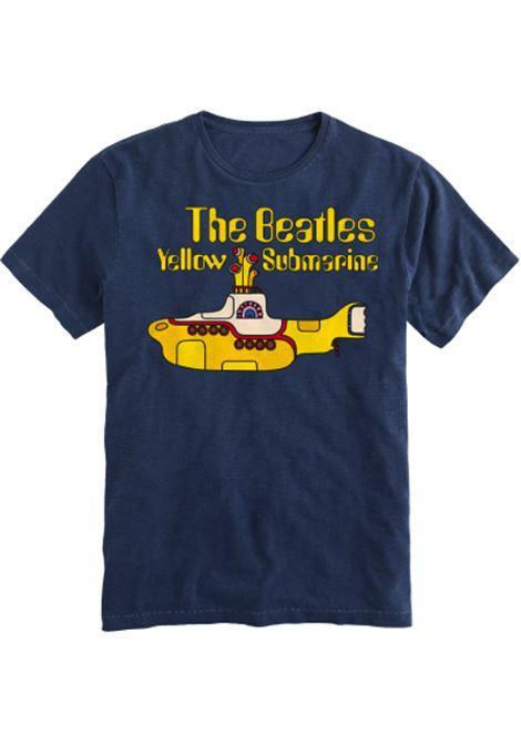men t-shirt - beatles MC2 SAINT BARTH | T-shirts | SKYLARBASU61