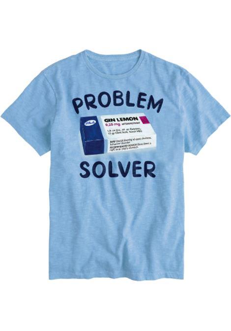 Men's t-shirt - gin pills MC2 SAINT BARTH |  | SKYLARGNPL31