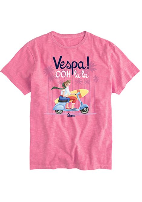 men's t-shirt - vespa edition MC2 SAINT BARTH | T-shirts | SKYLAROHVE21