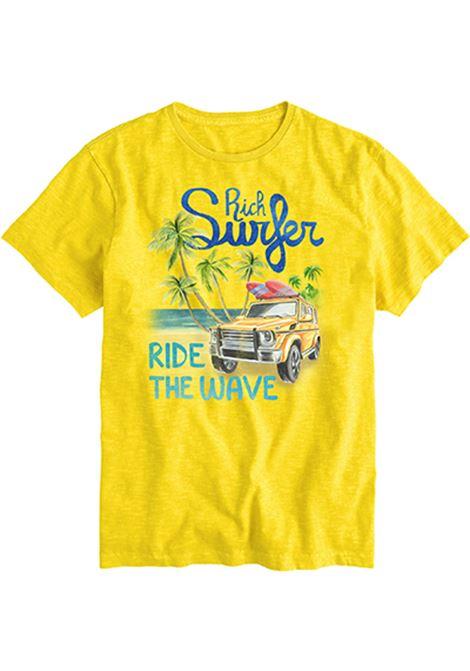 men's t-shirt - surfer wave MC2 SAINT BARTH | T-shirts | SKYLARSRWA91