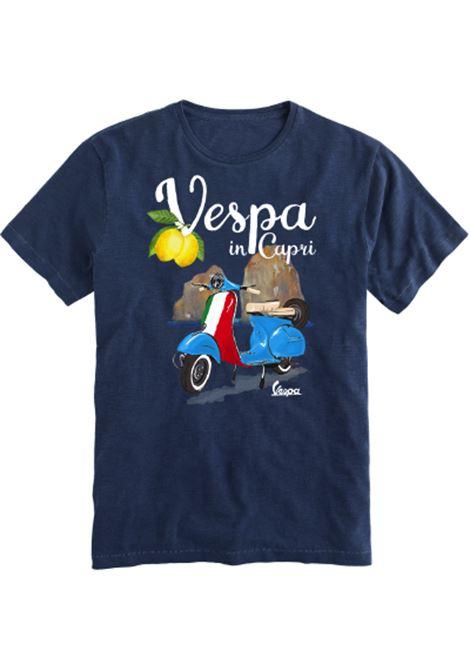 men's t-shirt special edition vespa® - Capri MC2 SAINT BARTH |  | SKYLARVPCR61