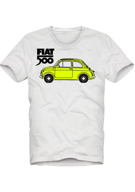 men's t-shirt - Fiat 500 edition MC2 SAINT BARTH |  | TSHIRT MAN500O01