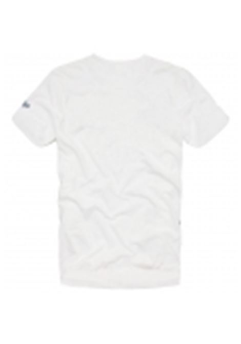 t-shirt in cotone - fiat 500 edition MC2 SAINT BARTH | T-shirt | TSHIRT MAN500O01